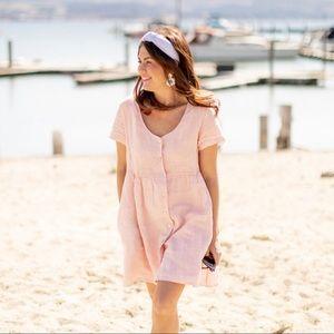 🆕 Jillian Harris x PRIV: Hamptons Linen Dress